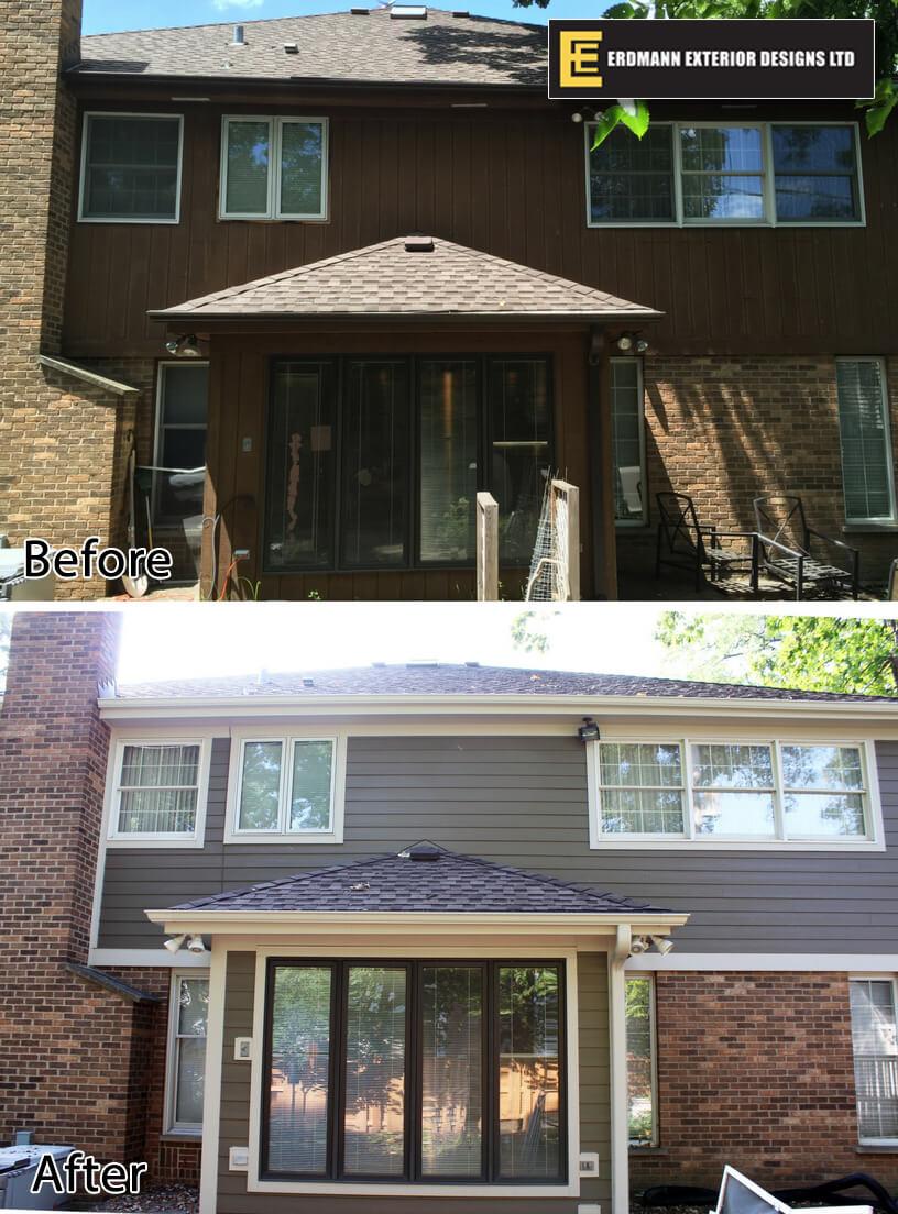 Weekly Transformation: Park Ridge, Timber Bark