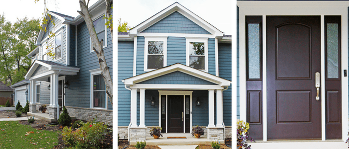 Weekly Transformations: Naperville, Evening Blue