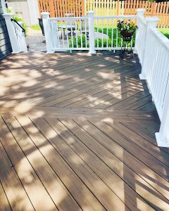 New TimberTech Decking