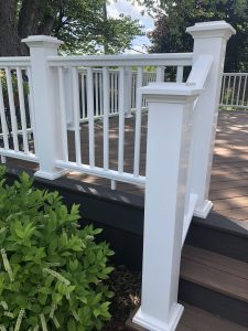 New TimberTech Railings