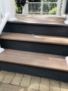 New TimberTech Steps
