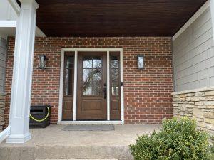New Provia Front Door