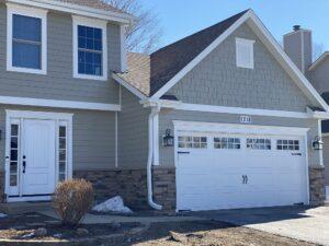 New Siding & Garage Door Bartlett, IL